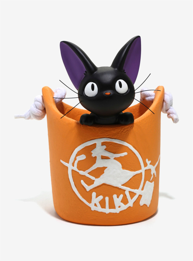 This little Jiji planter that'll help you grow some magic herbs.