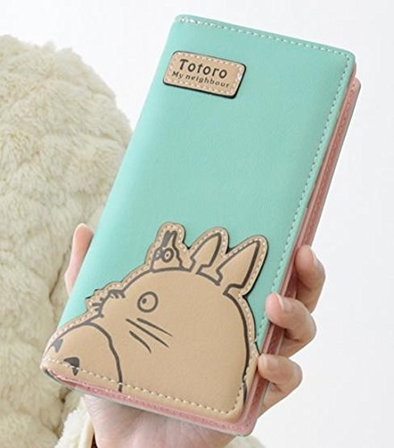 This pastel phone case that's as cheery as My Neighbor Totoro.