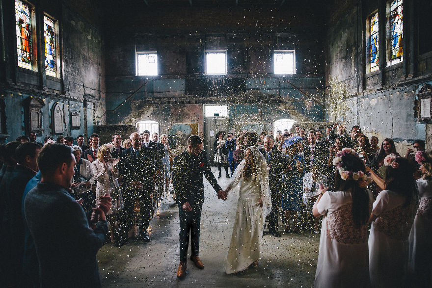 Top 50 Wedding Photos Of 2016